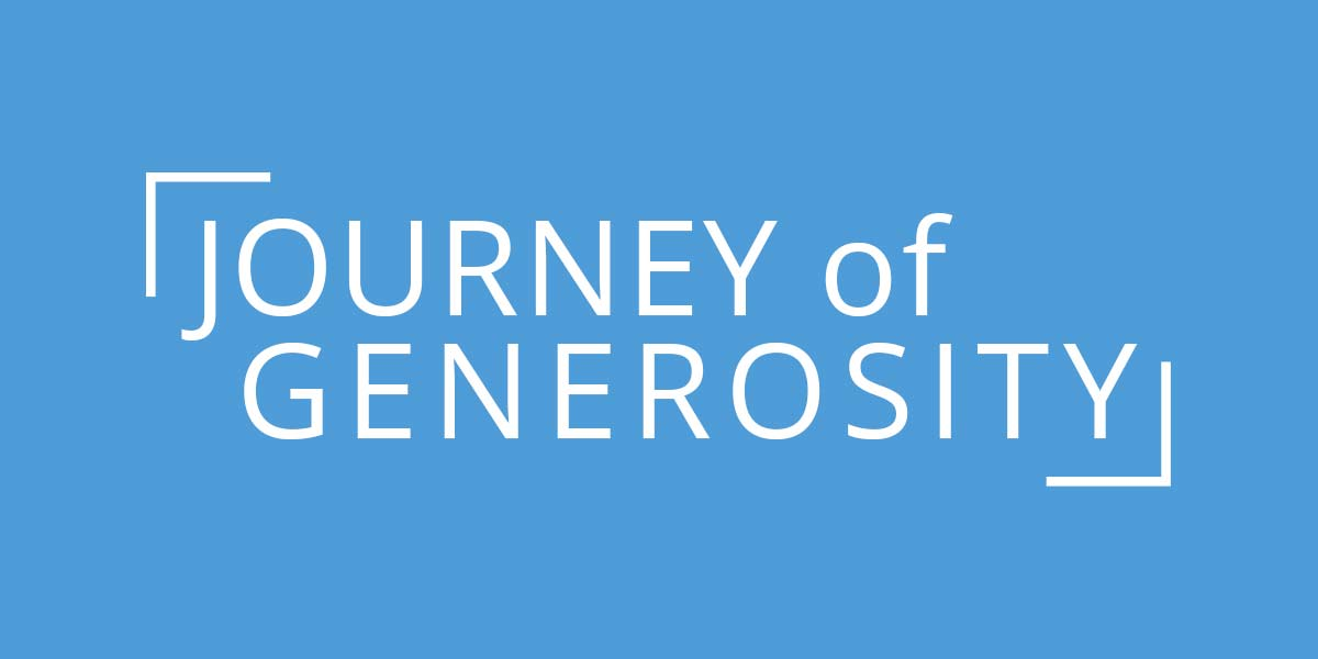 Journey of Generosity